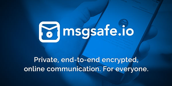 Most secure email - Free end to end encryption | MsgSafe io